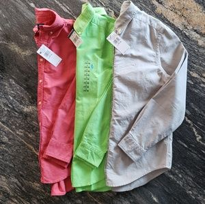 Boys Ralph Lauren Shirts L (14-16)